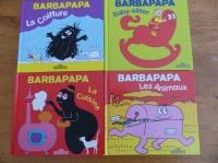 Livre Barbapapa : 2€