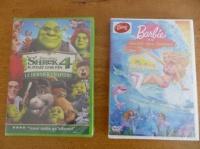 DVD NEUF : 5€, les 2  : 9€