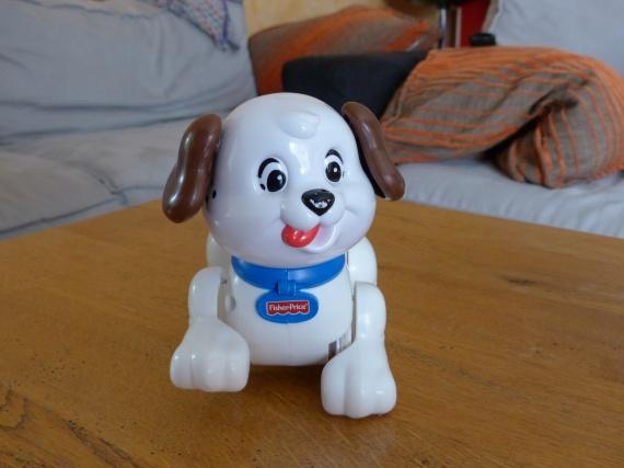 chien à tirer : 5€