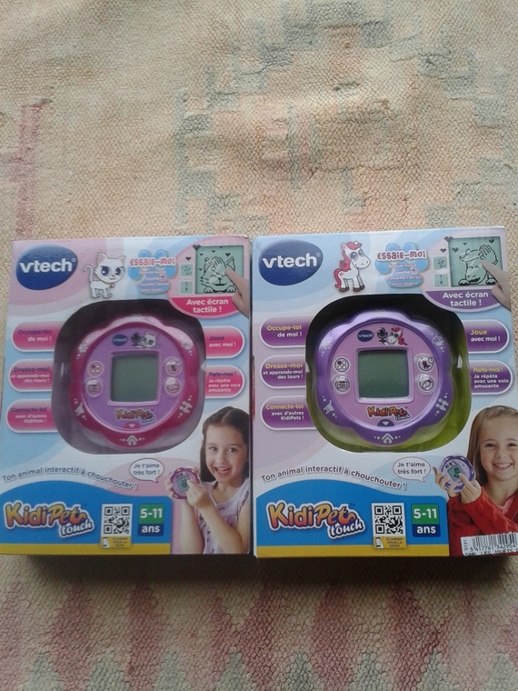 Kidipet touch : 12 €