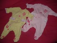 2 pyjama naissance