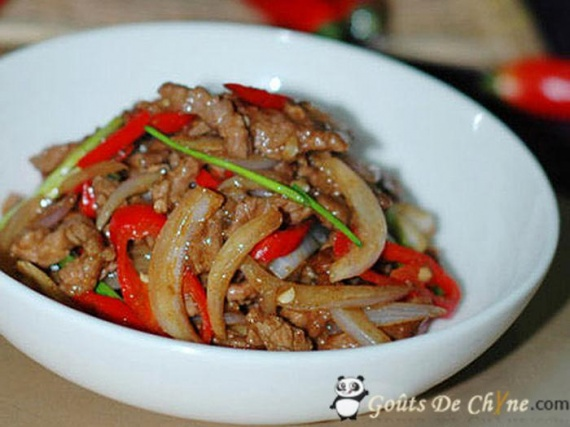 Recettes chinoises - Cuisine chinoise recette ...