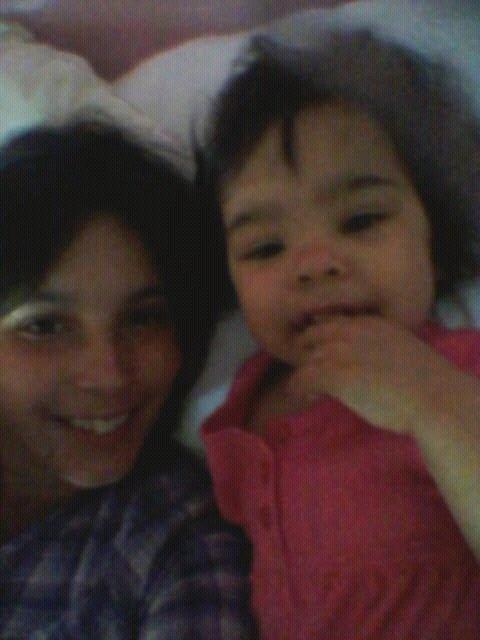 Maman et Davina