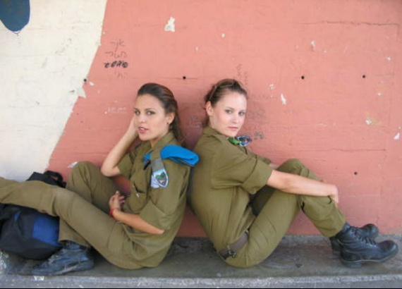 Le kaki au féminin - Page 4 Private-category-armee-israelienne-sexy-img