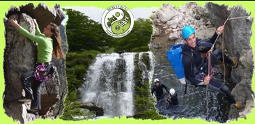 escalade et canyoning au Pays-Basque