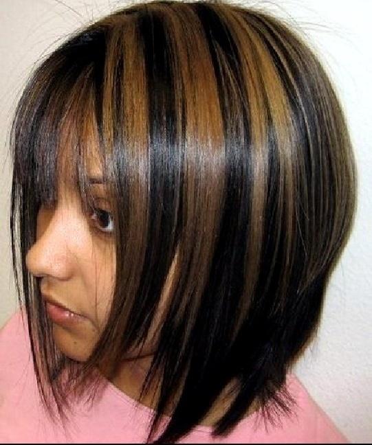 Quelle couleur de meche pour les cheveux noir