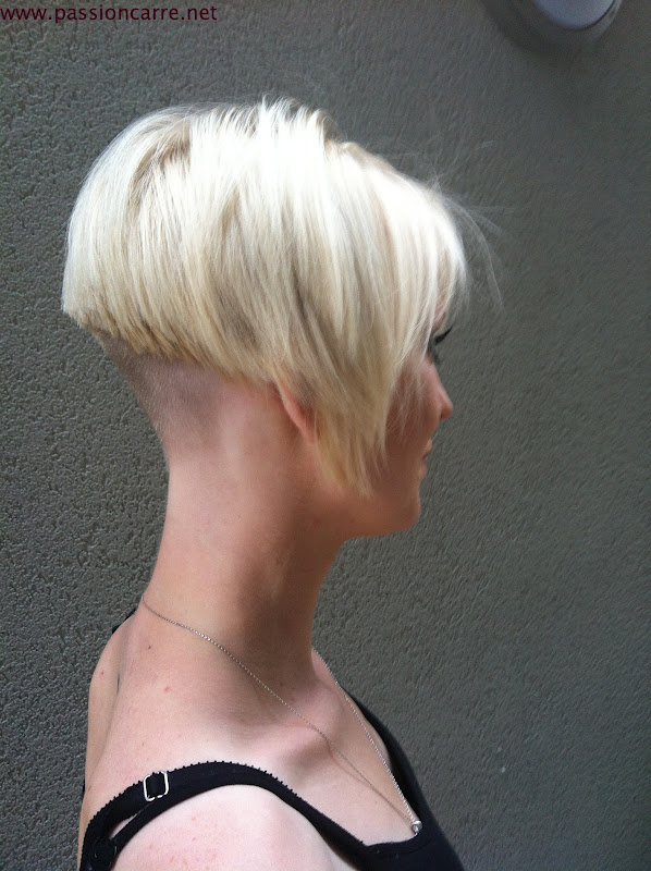 The Very Charming and Fabulous Flip Out Bob Cut