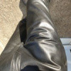 Mon pantalon en cuir 5
