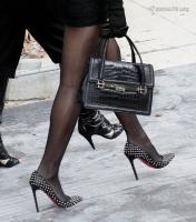 rihanna sexy heel