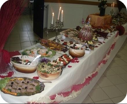 Organisation d 39 un buffet froid mariage forum vie pratique - Idee pour buffet froid maison ...