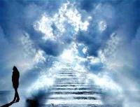 Chemin du ciel.