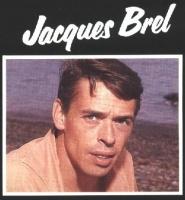 El Mundo Canta Jacques Brel CD Cover
