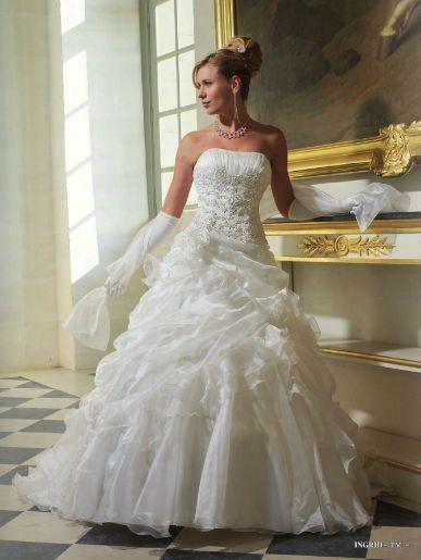 robe mariage tati 2013 - Tatie Mariage Plan De Campagne