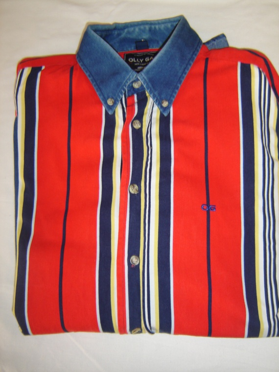 Chemise Euros Longues Gan Olly Chemises Homme Manches 5 trwvtxAf0q