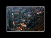 Budapest vue du ciel