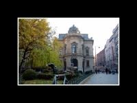 Bibliothèque métropolitaine Ervin Szabó