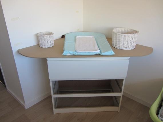 commode malm et plan a langer chambre de b b forum grossesse b b. Black Bedroom Furniture Sets. Home Design Ideas