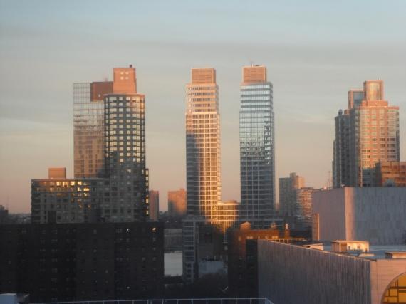 3ème reveil sur NYC