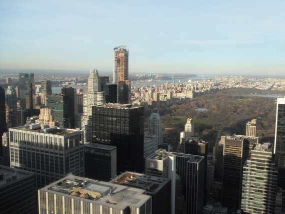 Top of the rock 1