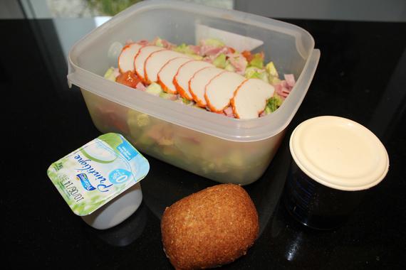 Salade-Surimi