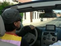 ca c pour montrer que c bien moi qui conduit!!!