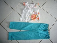 3 euros pantalon offert qq taches peu visible