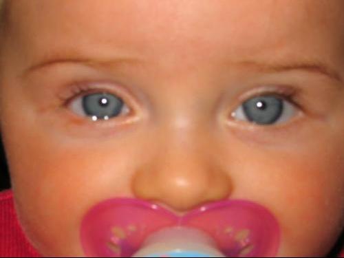 Couleur des yeux de vos b b s b b s de l 39 ann e forum - Fille au yeux bleu ...
