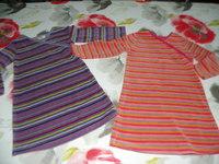 Chemises de nuit en velours DPAM taille 3 ans