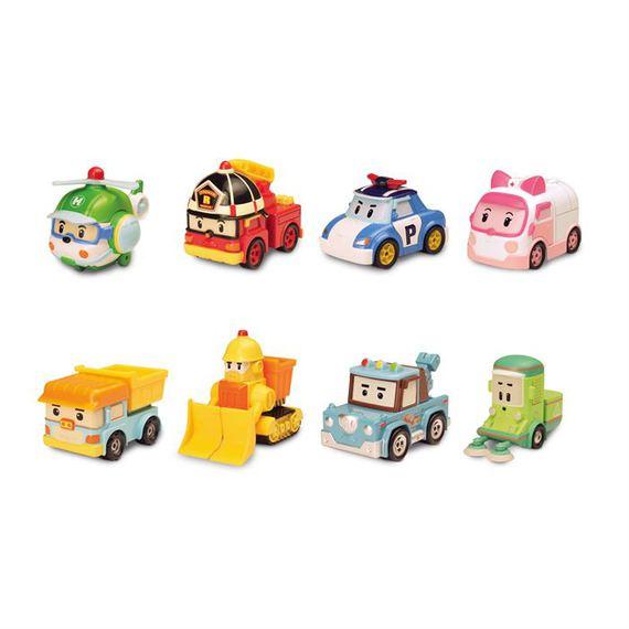 Vehicules robocar poli