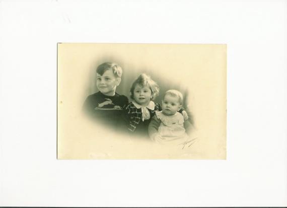 Paul, MarieJo et Moi
