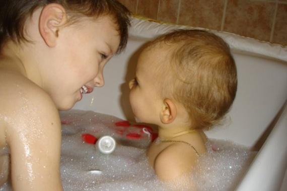 j'adore le bain