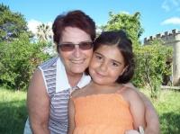 Avec mamie Août  08