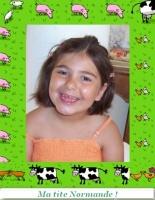 Ma tite Maé Août 2008