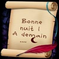 Doux rêves pour vous !!!