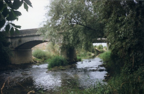 Lux, pont romain