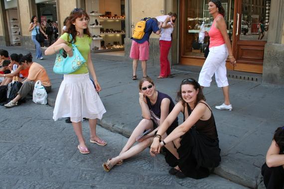 In Piazza del Duomo