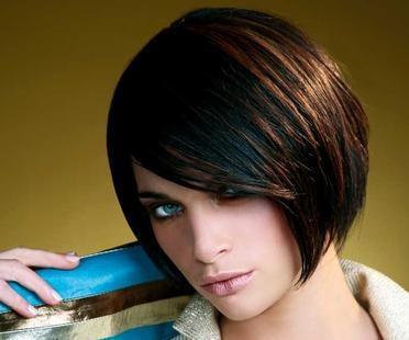 couleur de cheveux noir avec meche miel coiffures populaires. Black Bedroom Furniture Sets. Home Design Ideas