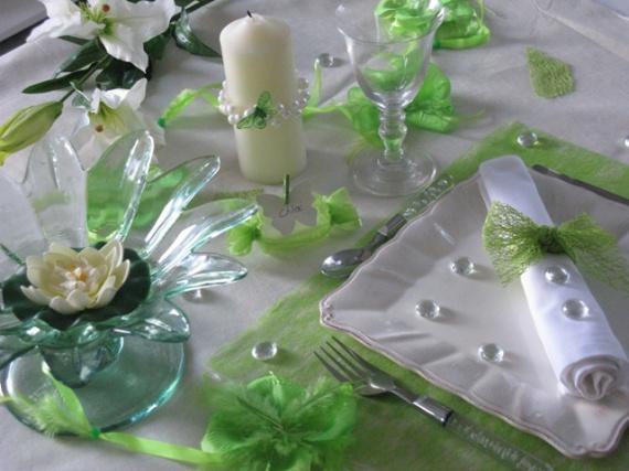 Salle d eau vert anis blanche - Vert anis et gris ...