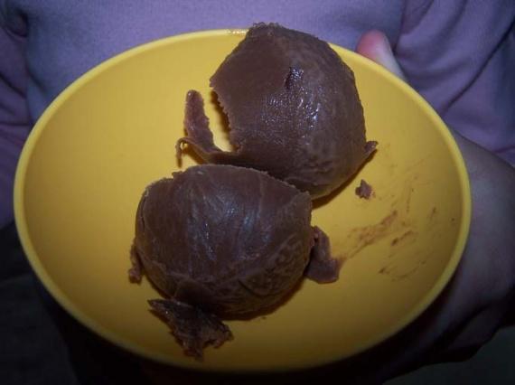 glace au nutella