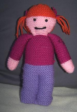 poupée tricot 10-2011