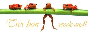 week-end grenouille