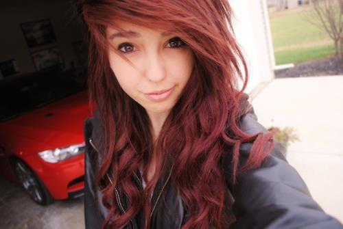 388314_191247494303516_118362638258669_378380_1328503146_n - Coloration Cheveux Rouge Cerise