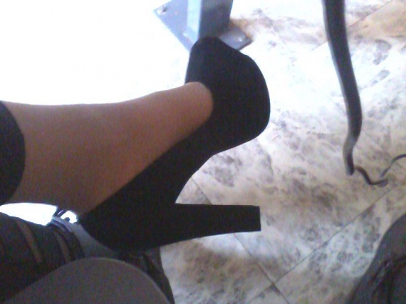 mes chaussures <3