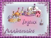 Joyeux anniversaire 7