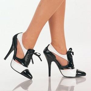 Copie de richelieux-bicolore-decoupee-talon-aiguille-seduce-458-pleaser-chaussures-sexy-chic-habille
