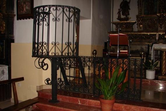 chaire église mansilla