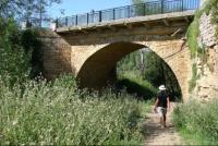 pont sur l'esla