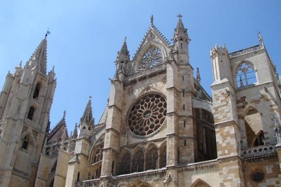 cathédrale leon 3