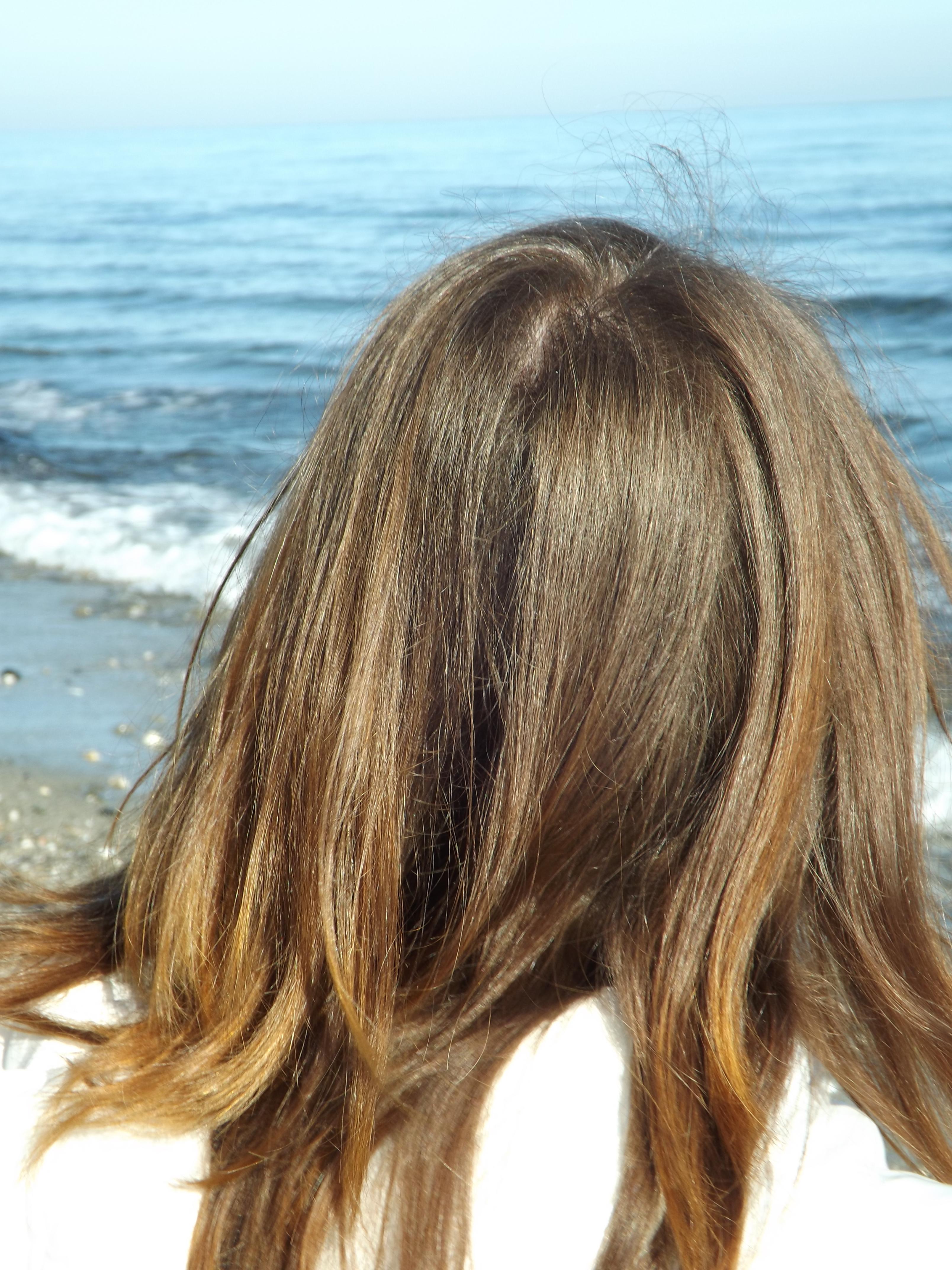 Teinture cheveux couleur naturelle