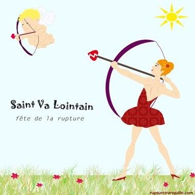 Saint va lointain